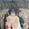 The Naked King Oil on canvas - 100x150 cm